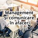 Management și comunicare în afaceri