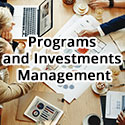 Programs and Investments Management